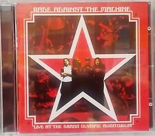 Rage Against The Machine - Live At The Grand Olympic Auditorium (CD)