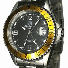 GERMAN Professional DIVER SWISS-GMT 60ATM T0204