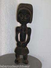 ancienne statuette ebene africaine début 20èmes art premier african art