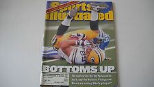 Packers & Lions - 9/27/1999 -Sports illustrated