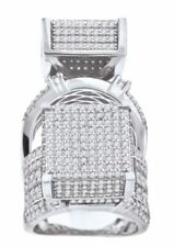 Anillos de joyería anillo de compromiso plata