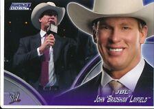 P2 JOHN BRADSHAW LAYFIELD JBL 2004 Topps WWE Apocalypse SMACKDOWN PUZZLE CARD