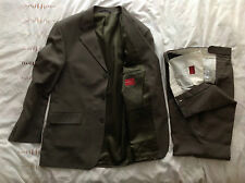 Men's Burton 2 Piece Greeny/Greyish Suit, Trousers 34R Jacket 40R