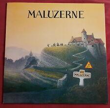 MALUZERNE LP FR CHANTS ET MUSIQUES A DANSER  CHANT DU MONDE