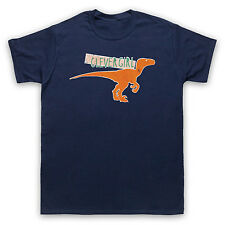 CLEVER GIRL VELOCIRAPTOR UNOFFICIAL JURASSIC PARK T-SHIRT MENS LADIES KIDS SIZES