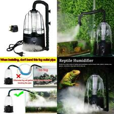 More details for coospider reptile fogger terrariums humidifier fog machine mister- 3 liter tank