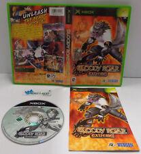 Console Game Gioco Microsoft XBOX PAL UK CON ITALIANO Hudson BLOODY ROAR Extreme