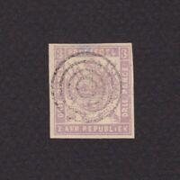 TRANSVAAL SOUTH AFRICA 1876, SG# 62, CV £160, Used