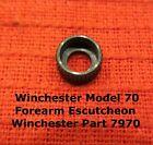 Winchester Pre 64 Model 70 Stock Forearm Escutcheon - Win Part No 7970