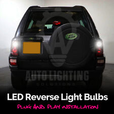 2x For Land Rover Freelander 1 LR1 1998-2006 Xenon White LED Reverse Light Bulb