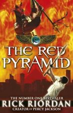 The Red Pyramid (The Kane Chronicles Book 1) by Riordan, Rick Paperback Book The
