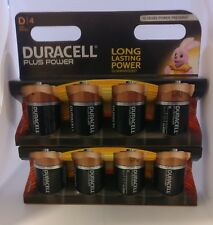 Duracell - Plus Power - D-Size - 8-Pack x1