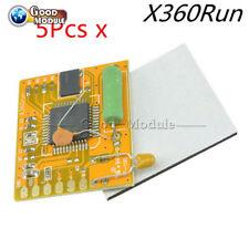 5Pcs X360Run Glitcher Board With Slim XBOX360 96MHZ Crystal Oscillator Build CA