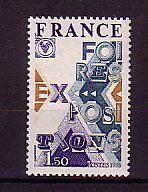 Francia Michel numero 2000 Fresco Posta