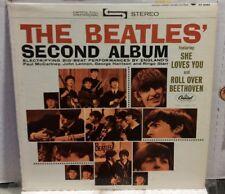 The Beatles' Second Album Record ST2080