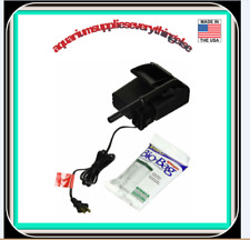 Tetra Whisper Power Filter 10 Gallons, Quiet 3-Stage aquarium Filtration
