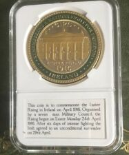 Easter Rising April 1916 - Irish Commemorative Limited Edition Coin In Perspex.