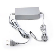 EU AC Wall Adapter Power Supply Replacement for Nintendo Wii Console Video Game