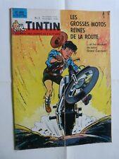 journal de TINTIN (français) : 822 de juillet 1964