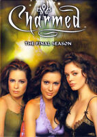 Charmed: The Complete Eighth Season (Season 8) (6 Disc) DVD NEW