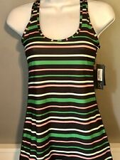 New listing Adorable XERSION STRIPED RACERBACK ATHLETIC TOP Size XS. Fits Xs/small.