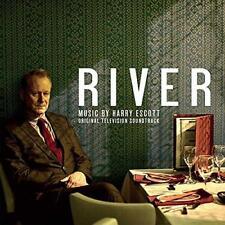 River Original TV Soundtrack - Harry Escott (NEW CD)