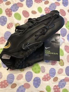 Nike Alpha Huarache Elite 2-Piece Web Pitcher 11.75-Inch RHT Baseball Glove