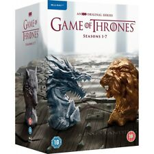 Game of Thrones Season 1-7 (Blu-Ray, Region Free)