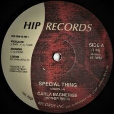 """Carla Bagnerise – Special Thing / I like the way that you feel - 12"""" INCH"""