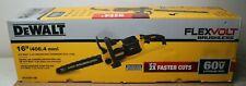 "DeWalt 16"" 60V MAX Brushless Chainsaw (Tool Only)"