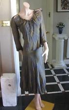 Nicole Farhi BNWT 100% Puire Silk 3 Piece Set Skirt Camisole Top Cami Suit UK 10