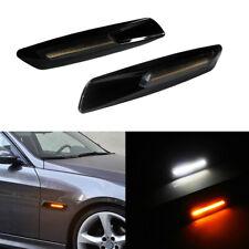 Car LED Side Marker Lights 12V White/Amber For BMW 1 3 5 X3 Series