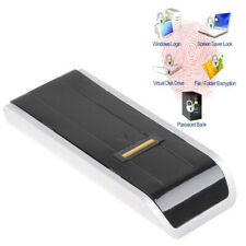 Biometric USB Fingerprint Reader Security Password Lock Protector For Laptop PC