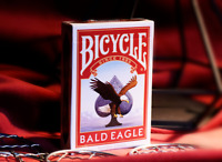 Bicycle Limited Edition Bald Eagle Playing Cards (With Numbered Seals) - USPCC