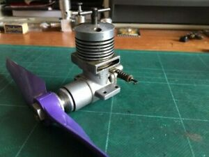 ED Fury 1.49cc Model Engine