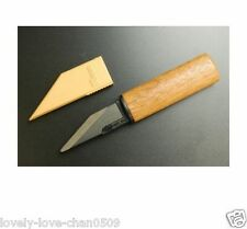 Craft KNIFE Steel Kimura Kiridashi Kogatana Japan