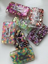 Glitter Sprinkle Radiography Markers - L&R - choose your own initials / colours.