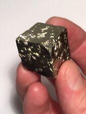 1x Pyrite Fools Gold Cube Crystal Freeform Piece 44gms Stunning Quality Piece C