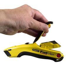 Stanley STA010778 FatMax Retractable Utility Knife Handle 0-10-778 NO BLADES!!