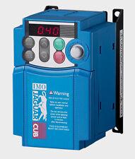 OMI JAGUAR Inverter/Variable Frequency Drive 0.4 KW 1 phase 200 V 3 AMPS