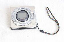 Sharp Portable Minidisc Recorder/Player Md-Ms722 For Parts Only