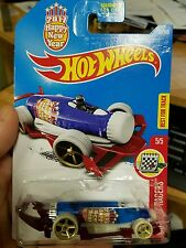 2017 Hot Wheels HOLIDAY RACERS Carbonator Happy New Year bottle opener