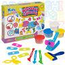 42 Pc Alphabet Cutter Play Dough Set Kids Toys Activity Craft Shapers Gift Xmas