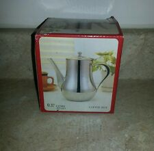 Belle Coffee Server Stainless Steel Coffee Server 13 Oz Coffee Pot