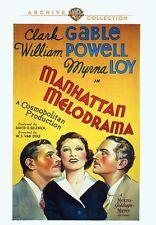 MANHATTAN MELODRAMA  (William Powell)  - DVD - UK Compatible