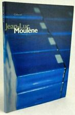 """2002 Genevieve Clancy """"JEAN-LUC MOULÈNE"""" MONOGRAPH French Flaps  ENGLISH FRENCH"""