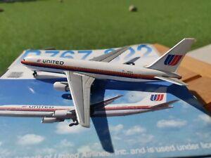 Dragon Retro United Airlines UAL 767-322 1:400