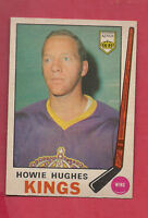 1969-70 OPC # 142 KINGS HOWIE HUGHES EX-MT CARD