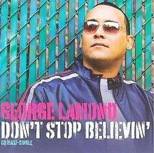 Lamond, George : Dont Stop Believin CD