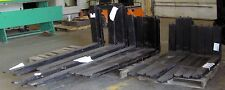 """New Class III Forklift Forks, 96"""" X 6"""" X 2"""""""